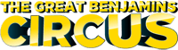 The Great Benjamins Circus Logo